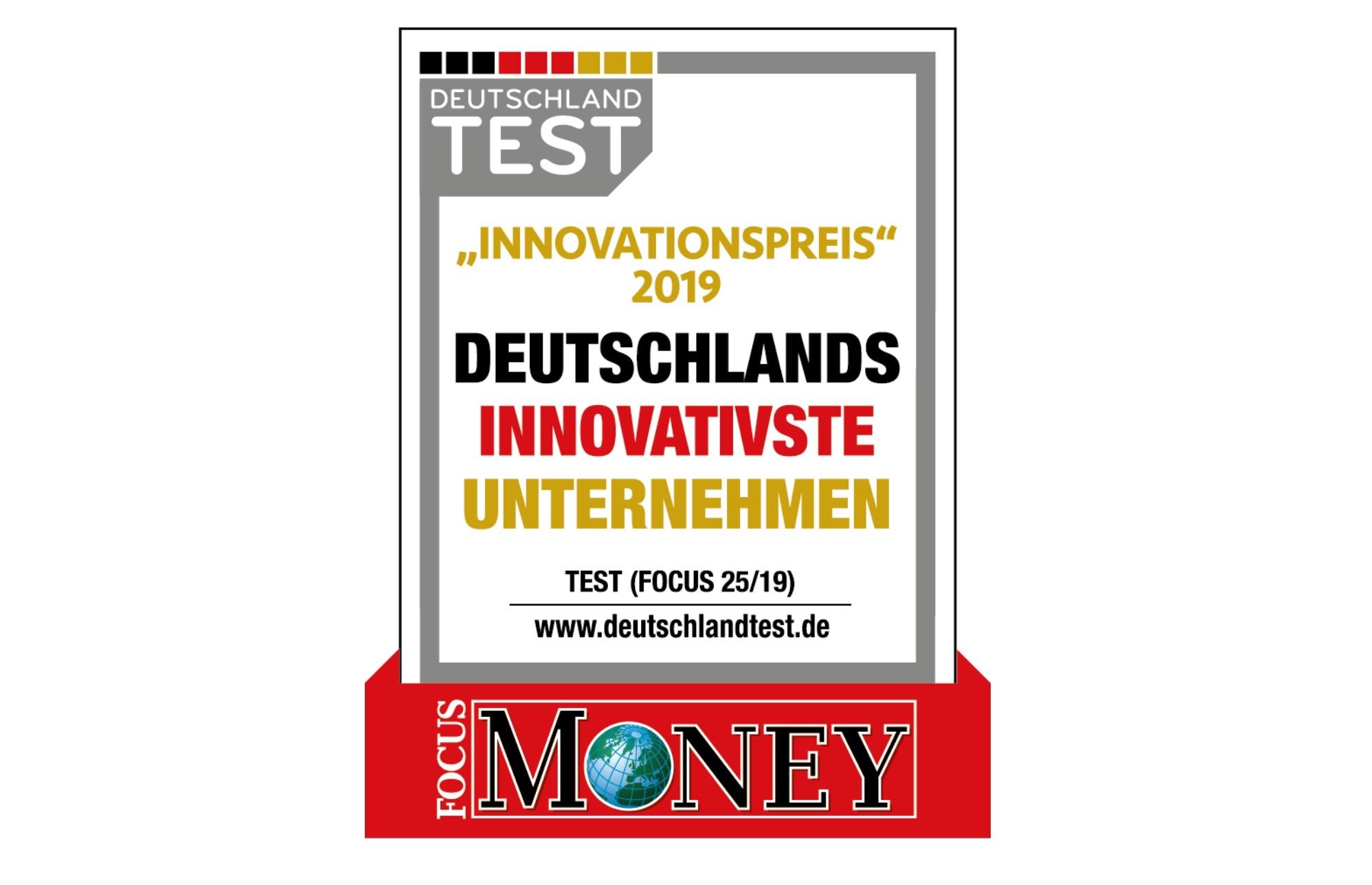 """compassio erhält Auszeichnung als """"Deutschlands innovativste Unternehmen"""""""