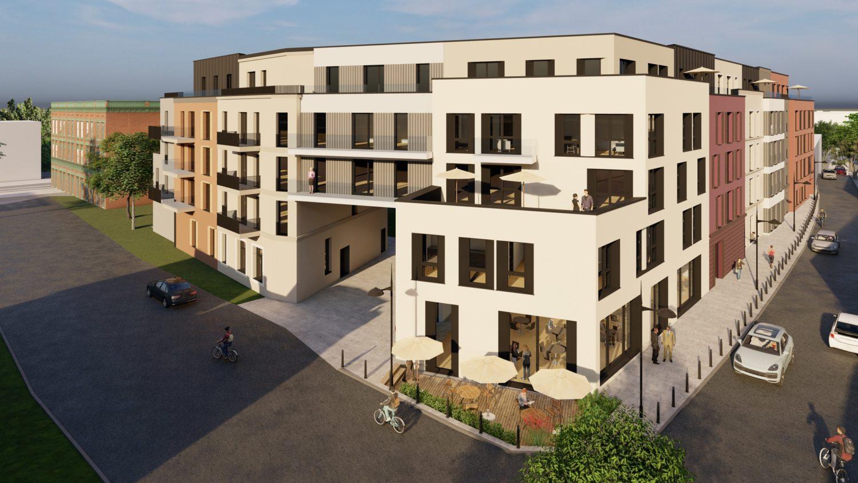 SCHÖNES LEBEN Gruppe: Grundsteinlegung für modernes Senioren-Wohnobjekt in Gotha
