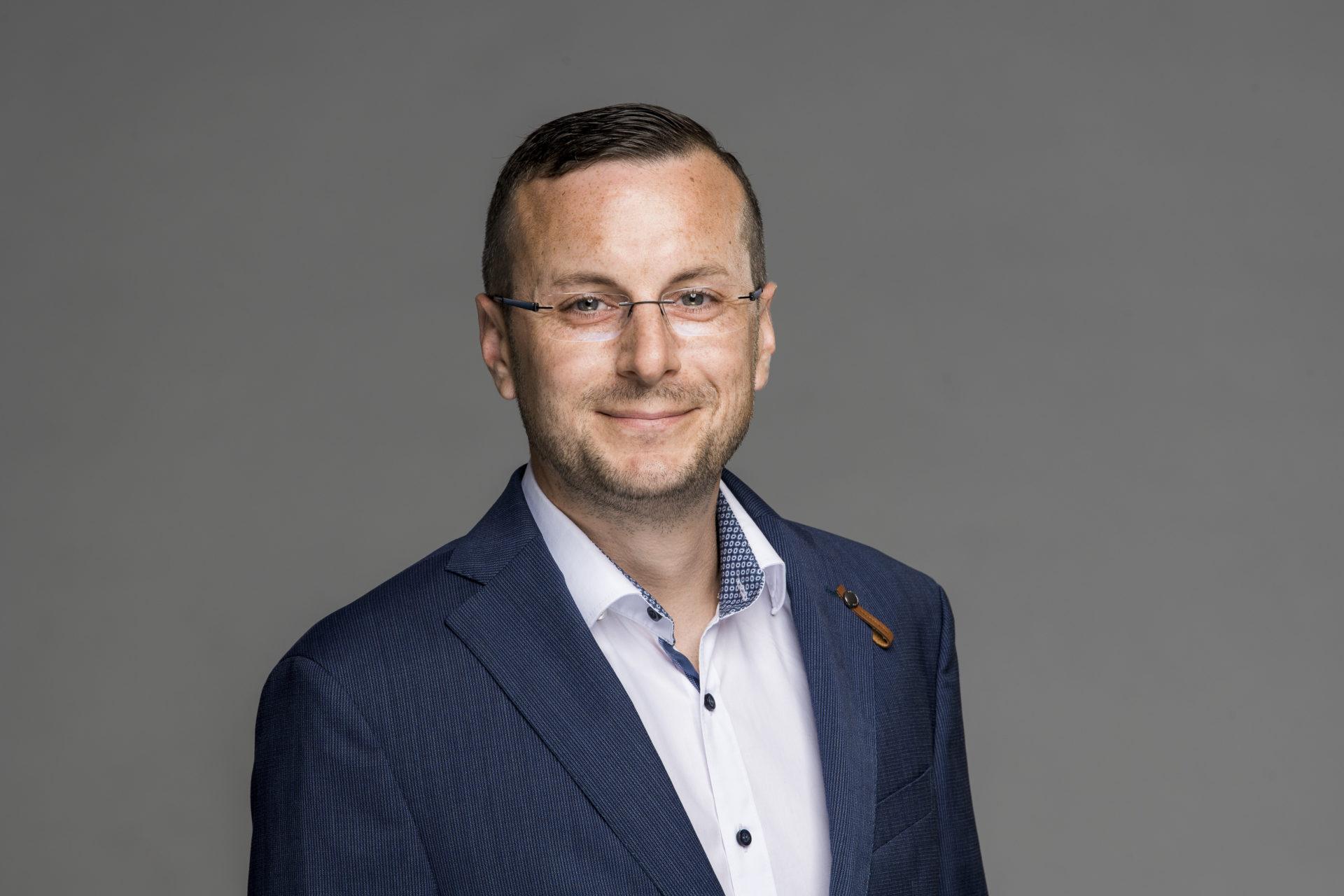 Der Resident Manager für SCHÖNES LEBEN Gotha am Neumarkt stellt sich vor
