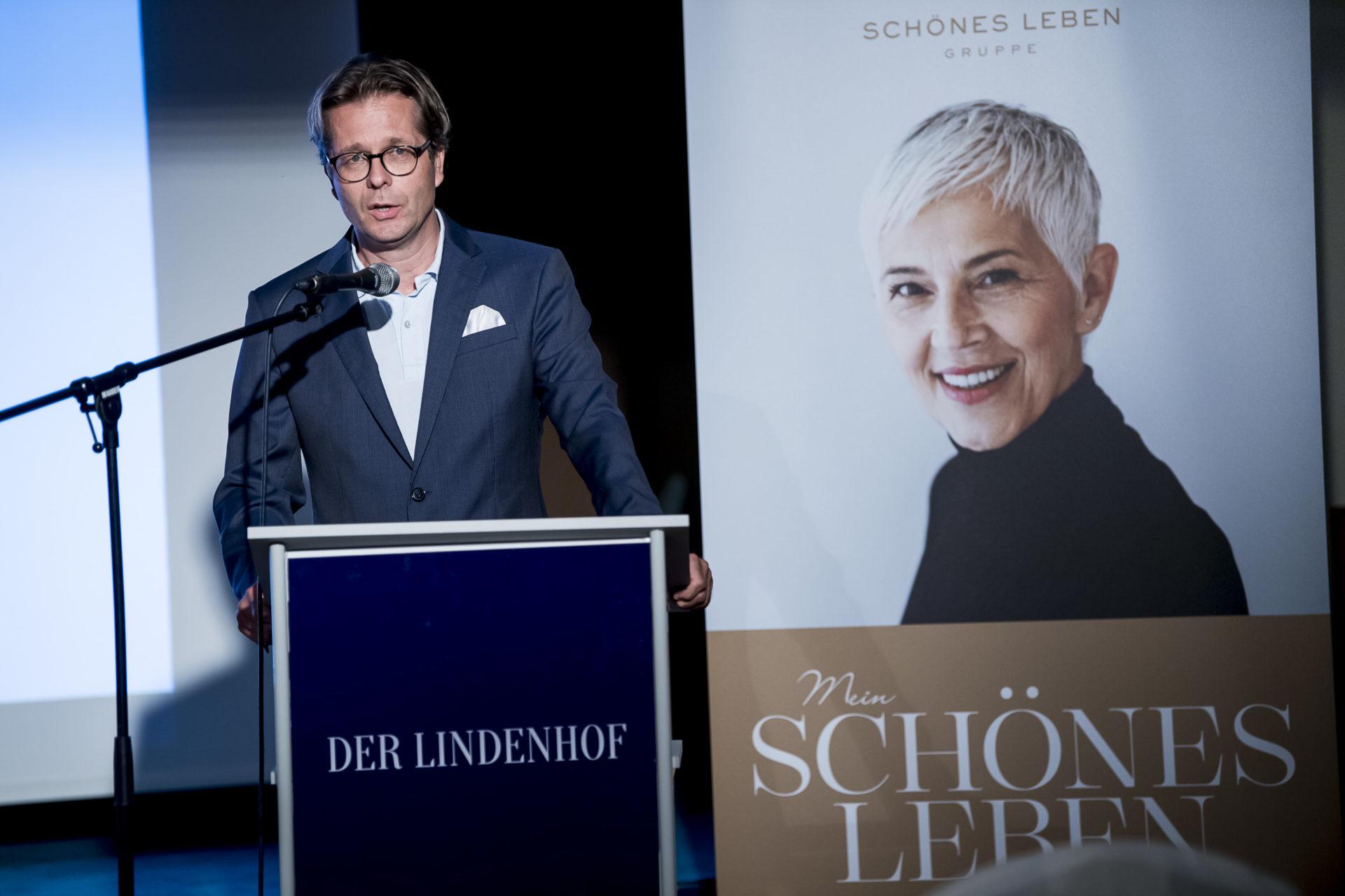 Olaf Seibicke, Hoteldirektor Der Lindenhof in Gotha