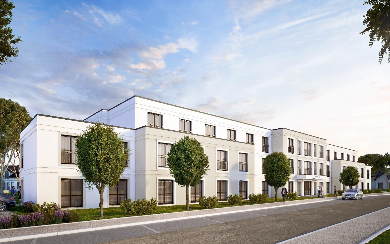 Neubau in Preußisch Oldendorf