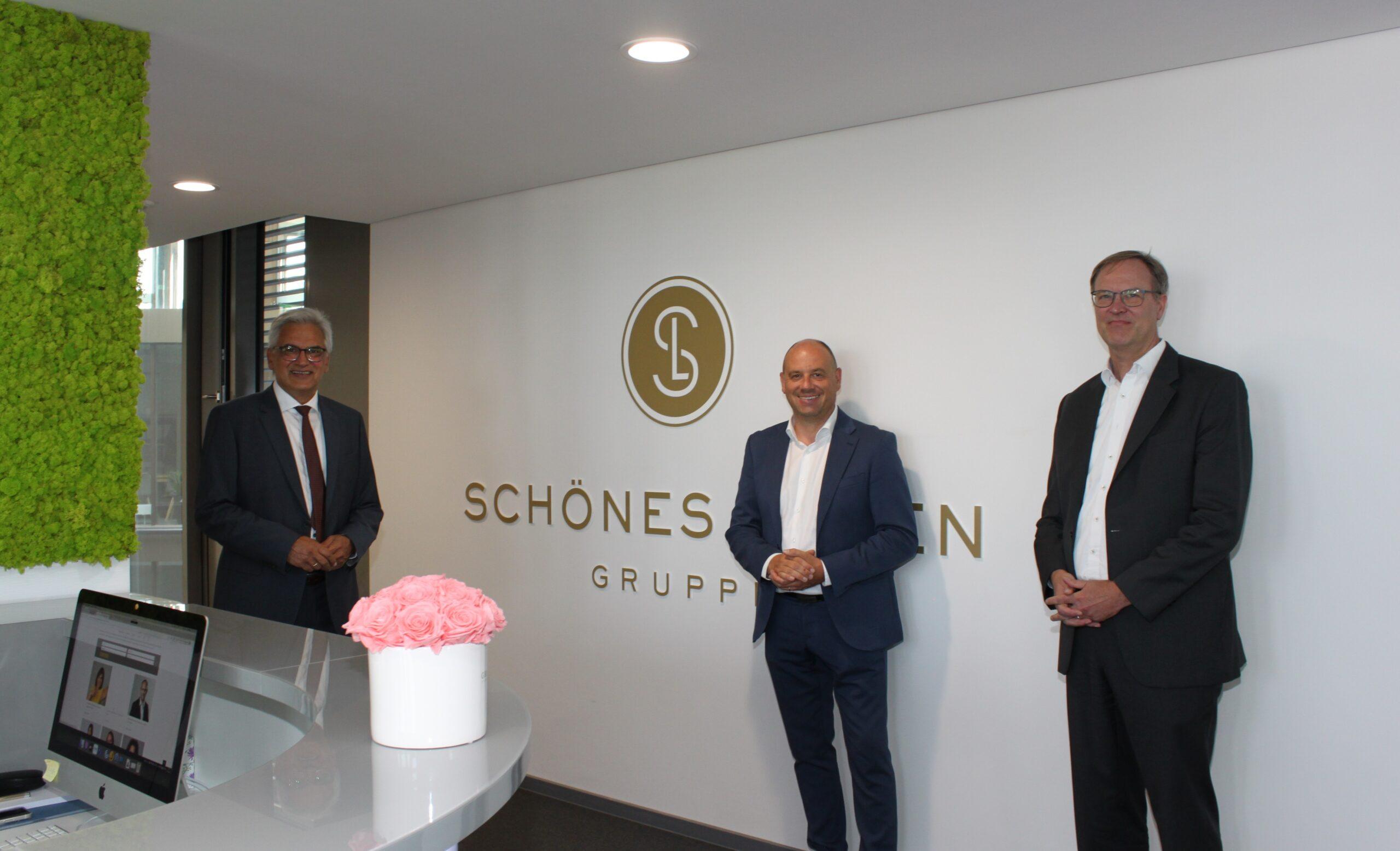 SCHÖNES LEBEN Gruppe beeindruckt mit modernsten Pflege- und Wohnangeboten und ambitioniertem Wachstum